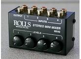 Rolls MX42 Mixer Manual & Schematic