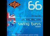 Rotosound Swing Bass 66 Nickel RS66LDN 45-105
