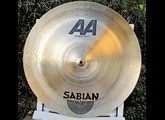 Vends Sabian AA Chinese 20