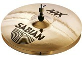 """Sabian AAX Fast Hats 14"""""""