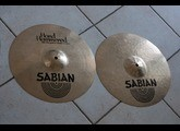 Sabian HH Regular Hats 14""