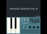 Samples From Mars Vintage Synths Vol II