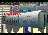 SAWStudio Software Audio Console