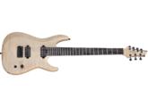 Guitare électrique solid-body Schecter 7 cordes signature Keith Merrow Km7-Mk2