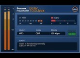 Sonnox Codec Toolbox