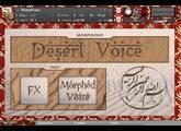 Sonokinetic Desert Voice