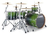 Sonor Essential Force Studio Set - Green Fade