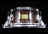 Sonor Signature HLD 581 6.5 x 14 Snare Drum Ebony 1980""