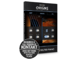 Sonuscore Origins Vol 5: Ukulele & Muted Piano