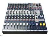 Soundcraft-Spirit Monitor Mixing Console (24x8)