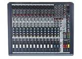 console de mixage analogique 12 voies avec multi effets SOUNDCRAFT - MFXI12 + flight case