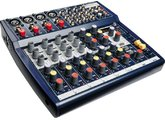 Soundcraft Notepad 124FX