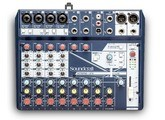 Vends SOUNDCRAFT NOTEPAD 12 FX