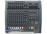 TABLE DE MIXAGE AMPLIFIEE     SOUNDCRAFT POWERSTATION
