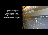 SpaceF Devices Magma - Full Sample and Wavetables Pack