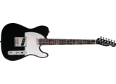 Squier Black and Chrome Standard Telecaster