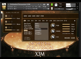 Strezov Sampling Orchestral Percussion X3M