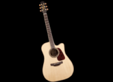 Takamine P4DC Natural 2019
