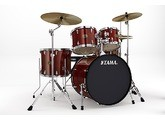 "Tama Imperialstar IM50H6 Fusion 20"" - Hairline Copper"