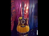 EXCEPTIONNEL à la VENTE ! Superbe Guitare DREADNOUGHT Électrostatique TAYLOR DCSM Custom du 21 Juillet 1997 (Electro-statique)