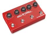 Vends pédale d'effets Tc Electronic Hall of Fame 2 x 4