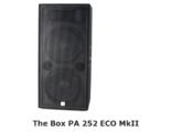 Vente the box PA 252 ECO MKII