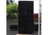 TURBOSOUND SYSTEME ASPECT POINT SOURCE OCCASION