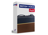 Two Notes Audio Engineering British Voice Pack