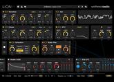 Unfiltered Audio Lion