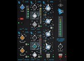 Universal Audio API Vision channel strip