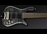 Warwick Streamer Stage I 5 - Nirvana Black Coloured Oil