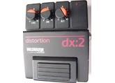 Washburn dx:2 Distortion pédale guitare