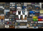 Vends Bundle plugins Waves