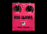 Way Huge Electronics WHE203 Red Llama Overdrive