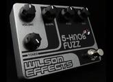 Fuzz WILSON 5 boutons état neuf