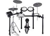 Batterie électronique Yamaha DTX562K + cymbales, ampli et tapis