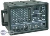 combo Yamaha EMX66M avec enceintes, pied et micro