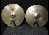 Zildjian EAK Hi-hat 14 (Early American K)