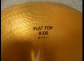 Zildjian Flat Top Ride 18""