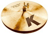 Zildjian K Custom Dark HiHats 13''
