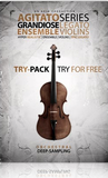 8dio Agitato Grandiose Legato Violin Try-Pack