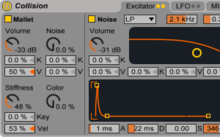 Ableton Collision