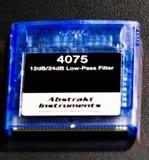 Abstrakt Instruments 4075 Low Pass Filter Cartridge