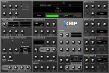 Aciddose Xhip Synthesizer