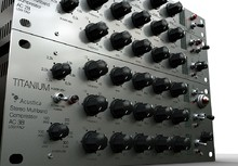 Acustica Audio Titanium - Multiband Compressor