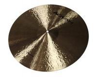 "Agean Cymbals Custom Ride Jazz 20"""