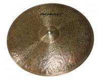 "Agean Cymbals Natural Jazz Ride 24"""