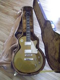 Agile AL 3010 SE - Gold Top w/ humbuckers