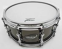 Ahead Black on Brass Snare