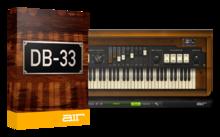 AIR Music Technology DB-33